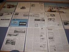 "VINTAGE..DOUGLAS DC-3 ""CANADIAN WILDERNESS"" ..STORY/HISTORY/PHOTOS..RARE! (992J)"
