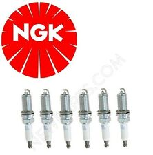 For BMW NGK Laser Iridium Spark Plugs 6 PC Set N51/N52 E60 E70 E83 E90 2006-2010
