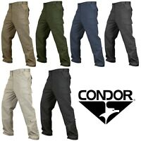 Condor 608 Sentinel Tactical Deep Pocketed Combat Outdoor Ripstop Cargo Pants