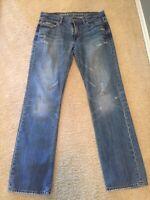 Mens Size 32x34 American Eagle - Original Straight Jeans