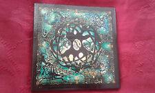 tree of life wicca Pagan Handmade Ceramic Tiles coaster altar v