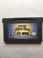 Tom and Jerry: The Magic Ring (Nintendo Game Boy Advance, 2001)