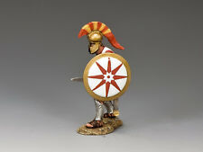 King and Country Hoplite Advancing w/ Sword & Shield AG035