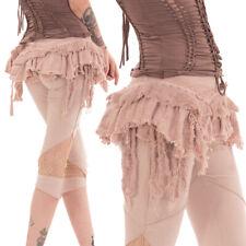 Pink Psy Faerie Tutu, Micro Mini Festival Skirt, Fairy Pixie Skirt, Miniskirt