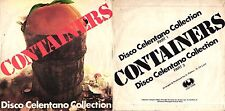DISCO 45 GIRI   CONTAINERS  - DISCO CELENTANO COLLECTION ( parte I e II )