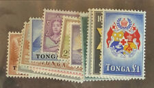 TONGA  100 - 113  Very  Nice  Mint  NEVER  Hinged  Set  UPTOWN  pd 11