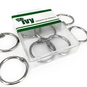 Ivy - Rilegatura Anelli - Confezione da 4 - 25mm - PAP004IP