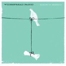 Widespread Panic - Earth to America CD NEU OVP