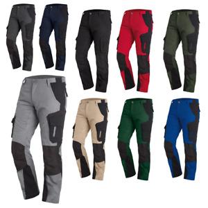 FHB FLORIAN Arbeitshose Bundhose Handwerkerhose Workwear Alle Farben 125100