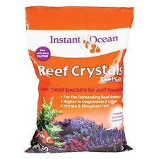 Instant Ocean Reef Crystals Reef Salt for 50 Gallons, Enriched Formulation for
