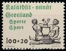 Groenland postfris 1976 MNH 97 - Sporthulp