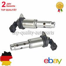 2pc Vanos Magnetventil Ventil BMW 1 3 5 X3 X5 Z4 E60 E61 N51 N52 N54 11367585425