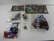 LEGO MARVEL 76016 SPIDER HELICOPTER RESCUE  **NO BOX ** GREEN GOBLIN AND MJ ONLY