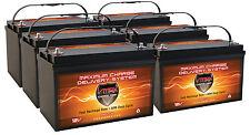 QTY6 XTR31-135 GEM Car Replacement Batteries VMAX AGM for e2 e4 e6 es el elxd