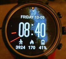 Asus Zenwatch 3 Smart Watch WEAR OS bundle