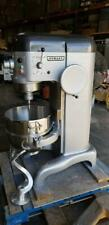 Hobart H600t 60 Qt Mixer Withith New Stainless Steel Bowl New Hook Beater 230v 1ph
