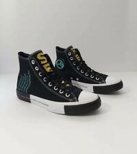 NEW Converse Chuck Taylor All-Star Hi Seek Peace Mens Sneakers 166535F 11