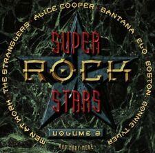 Super Rock Stars 2 Men at Work, Toto, Don Johnson, Hooters, Stranglers..  [CD]