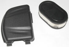 Air filter and filter cover for Briggs & Stratton numbers 798452 595658