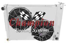 67 68 69 Camaro, Firebird 3 Core SubZero, and Fan Shroud (Big Block Cooling)