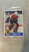 BERNIE PARENT NHL HIGH LINER GREATEST GOALIES HOCKEY CARD PRICE DROP!