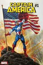CAPTAIN AMERICA #1 JOE JUSKO VARIANT SOLD OUT COVER!