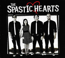 THE SPASTIC HEARTS - Self Titled VG COND Digipak CD Jagger Holly/Radd/Johnie 3