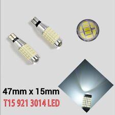 T10 T15 168 194 175 2825 12961 White 87 LED Canbus Parking Light B1 #12