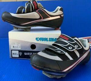 Pearl Izumi Shoes Quest Road II Cycling Shoes Size 40 EU w Box