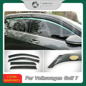 Premium Weathershield Weather Shield for Volkswagen Golf 7th Gen 13+  MK7 MK7.5