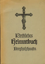 Kirchliches Heimatbuch Borgholzhausen 1951, Kreis Halle Westfalen nun Gütersloh