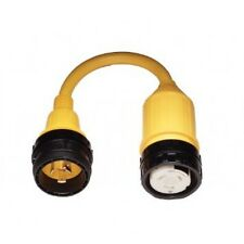 Marinco Pigtail Adapter 50 Amp 125/250 V to 30 Amp