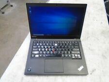 14 Lenovo Thinkpad T440S i7-4600U 2.10GHZ 12GB 128GB Win 10 Pro Laptop/Notebook