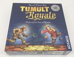 Kosmos Tumult Royale Board Game 2-4 Player Sealed New