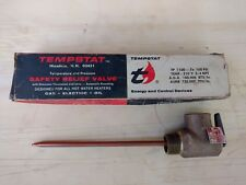 Tempstat™ TP-1100 Temperature & Pressure Safety Relief Valve - Hot Water Heaters