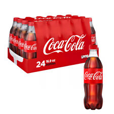 Coca-Cola 16.9 fl. oz., 24 pk. New