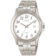 Citizen Men's Watch bi0740-53a Analogue Stainless Steel Silver