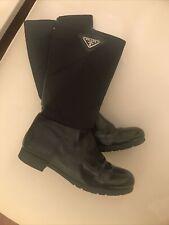 Prada Kids Winter Boots Size 36 Ita