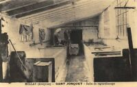 Millau - Gant Jonquet - Salle de reverdissage