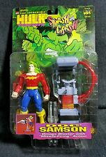 Doc Samson Marvel Incredible Hulk Smash Crash Series ToyBiz 1997 MOC NIB NEW HTF