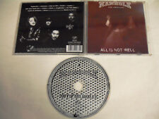 MANHOLE  All Is Not Well  CD