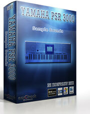 YAMAHA PSR 3000 Psr-3000 Samples Sounds NI KONTAKT NKI included ALL Sounds