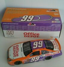 CARL EDWARDS #99 OFFICE DEPOT BACK to SCHOOL 2006 FORD FUSION 1:24