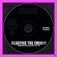 Redefine the Enemy [Limited] by Atari Teenage Riot CD, Feb-2005 Digital Hardcore