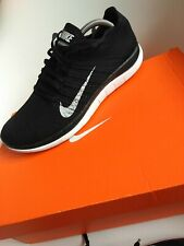 Nike flyknit Men's Trainers Size 9 authentic 100% black comfort concept