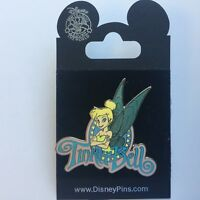 Tinker Bell - Arms Crossed with Name - Disney Pin 60827