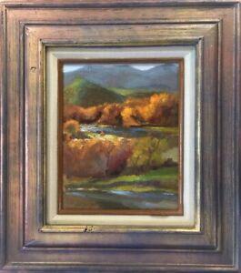 Landscape Canvas Oil Paintings For Sale Ebay