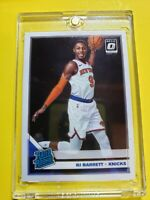 RJ Barrett 2019-20 Panini Donruss Optic Basketball True RC Rookie #178 🌟 🔥