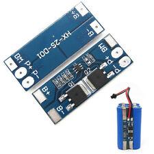 2S 8A 7.4V 8.4V Lithium LiPo Battery 18650 Cell Li-ion BMS Protection Board