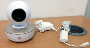 Motorola MBP855 Connect Additional/Replacement Camera with Power Supply